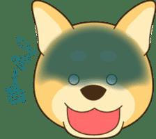 Shiba-inu sticker #1508912