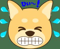 Shiba-inu sticker #1508913