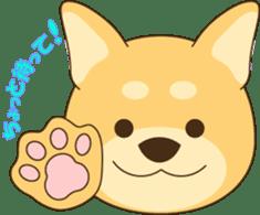 Shiba-inu sticker #1508923