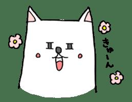 fussy Dog sticker #1509257