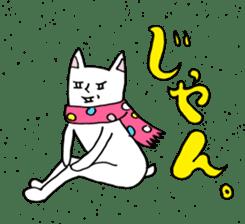 fussy Dog sticker #1509272