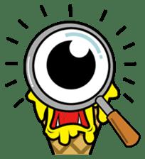 Eyes creams sticker #1509534