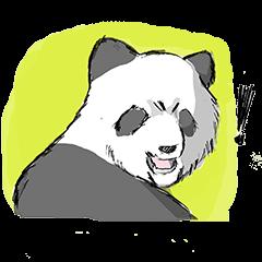 Various pandas