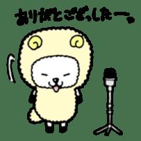 Yohei of sheep sticker #1510729
