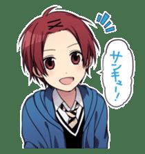 Shinonome Boys sticker #1510895