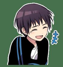 Shinonome Boys sticker #1510911