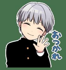 Shinonome Boys sticker #1510921