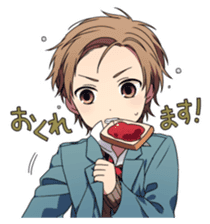 Shinonome Boys sticker #1510924