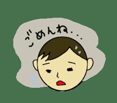 With Shimako sticker #1511180