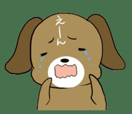 BeagleDogCocoa sticker #1512693
