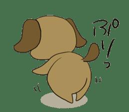 BeagleDogCocoa sticker #1512696