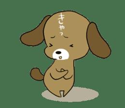 BeagleDogCocoa sticker #1512698