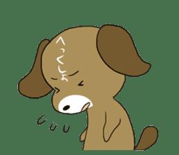 BeagleDogCocoa sticker #1512702