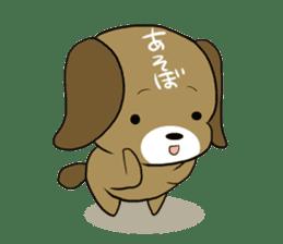 BeagleDogCocoa sticker #1512705