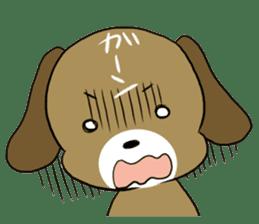 BeagleDogCocoa sticker #1512706