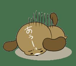 BeagleDogCocoa sticker #1512708