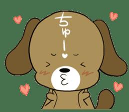 BeagleDogCocoa sticker #1512711