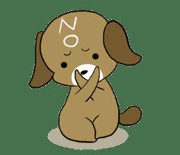 BeagleDogCocoa sticker #1512714