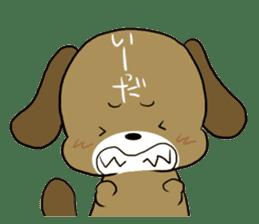 BeagleDogCocoa sticker #1512717