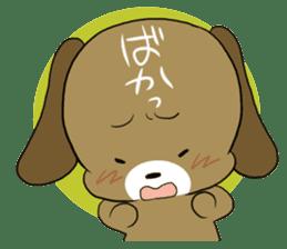 BeagleDogCocoa sticker #1512721