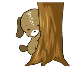 BeagleDogCocoa sticker #1512727
