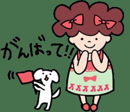 pretty mama sticker #1513353