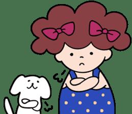 pretty mama sticker #1513354