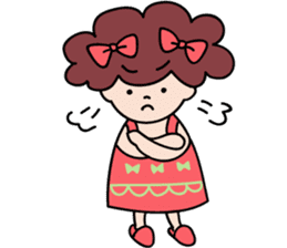pretty mama sticker #1513364