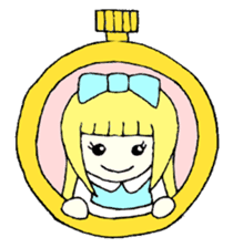 Daily Alice sticker #1515728