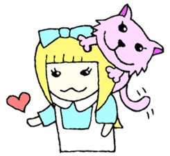 Daily Alice sticker #1515733