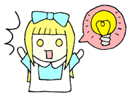Daily Alice sticker #1515734