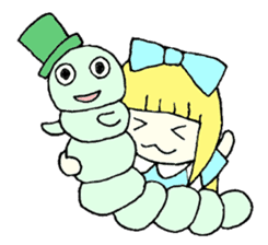 Daily Alice sticker #1515742