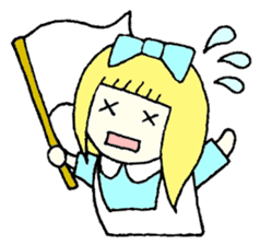 Daily Alice sticker #1515749