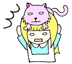 Daily Alice sticker #1515757