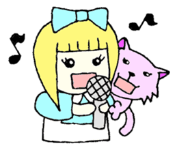 Daily Alice sticker #1515762