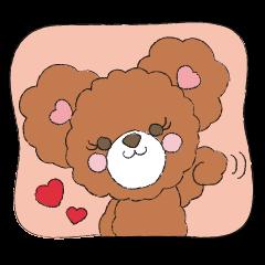 * Chocolate Bear *