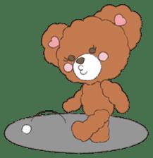 * Chocolate Bear * sticker #1518786