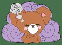 * Chocolate Bear * sticker #1518787
