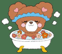 * Chocolate Bear * sticker #1518804