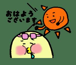 Piyomi&Piyota&Hamuko sticker #1519464