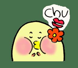 Piyomi&Piyota&Hamuko sticker #1519466