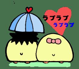 Piyomi&Piyota&Hamuko sticker #1519472