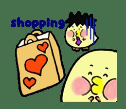 Piyomi&Piyota&Hamuko sticker #1519485