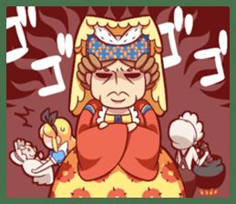 Alice's wonderful days sticker #1521948