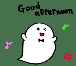 Ghost-kun sticker sticker #1524409