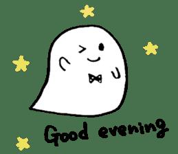 Ghost-kun sticker sticker #1524410