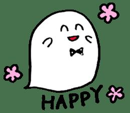 Ghost-kun sticker sticker #1524412