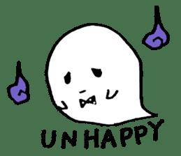 Ghost-kun sticker sticker #1524413
