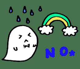 Ghost-kun sticker sticker #1524415