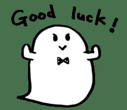 Ghost-kun sticker sticker #1524422